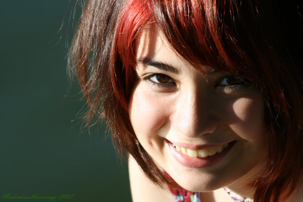 """Smile for Me, Please!"" Copyright (C) Roxana Enache"